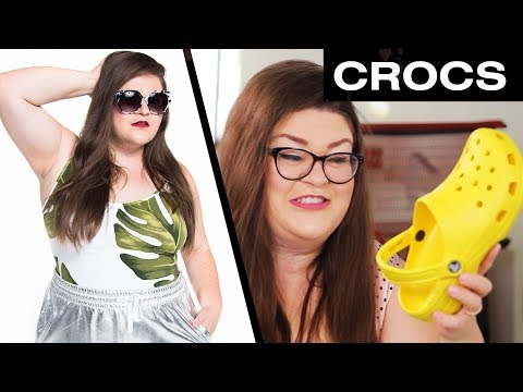 Thumbnail: Kristin Tries To Style Outfits With Crocs • Ladylike