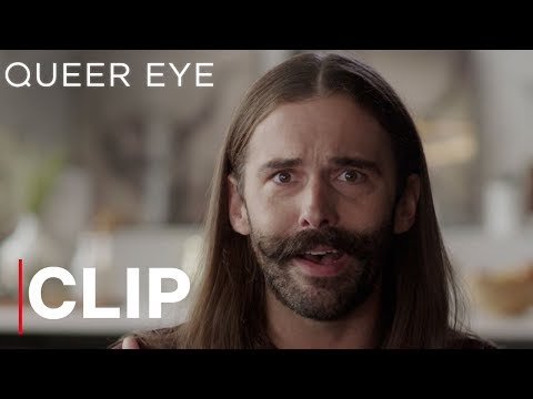 Queer Eye | How to Walk in Heels with Jonathan Van Ness | Netflix
