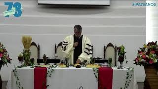 Culto Matutino | Celebração da Eucaristia |  16/Ago/2020