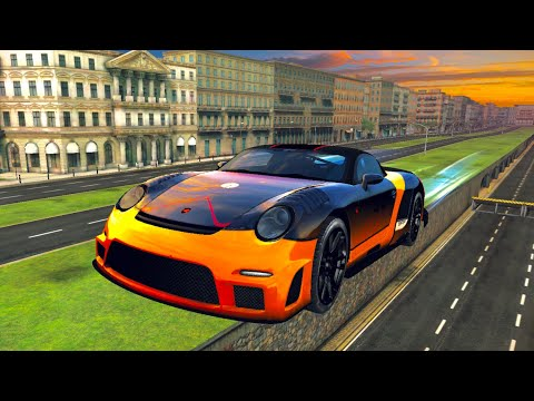 Asphalt 8, 9FF GT9 VMAX, Multiplayer adventures of an Old King