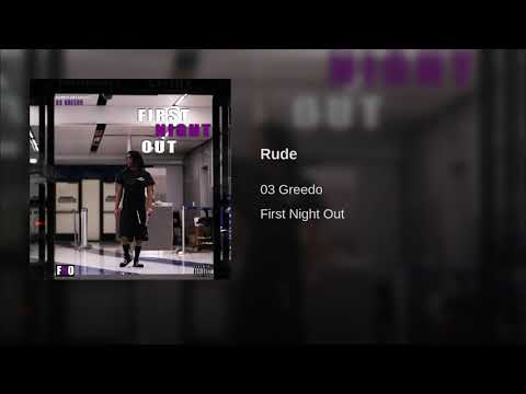 03 GREEDO - RUDE [PROD.BY JOOGFTR, RON-RON & BEATBOY]