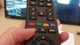 Телевизор Toshiba 32S2855EC обзор TV Toshiba 32S2855EC review