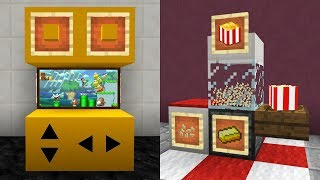6 SECRET Things You Can Make in Minecraft! (Pocket Edition, PS4/3, Xbox, Switch, PC)