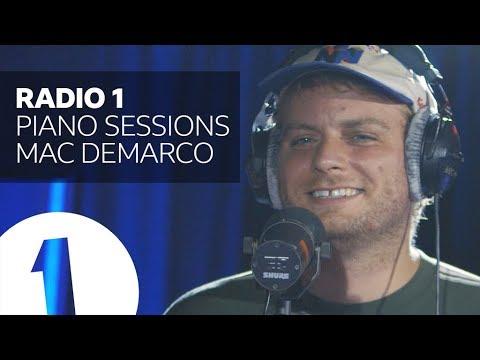 Mac DeMarco - K - Radio 1 Piano Sessions
