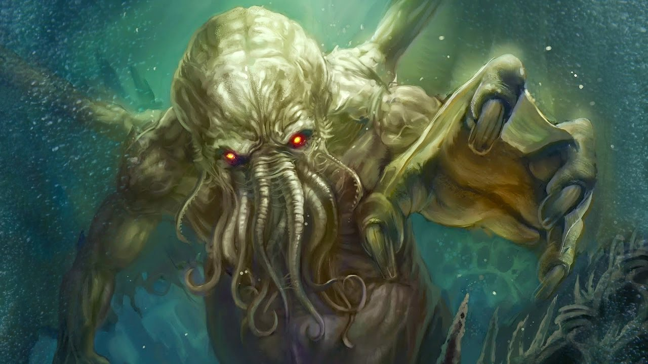 TOP 10 Mythical SEA CREATURES #1