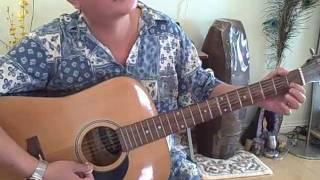 Bốn Mùa Thay Lá - Trịnh Công Sơn - Guitar - Non conventional