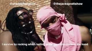 The REALESTTT New Orleans Gang Members - Ya Heard Me - Ross Kemp Spoof
