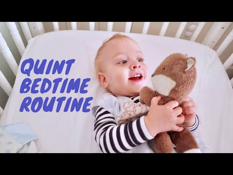 Full Bedtime Routine With Five Toddlers Why We Don't Vlog In The Evening