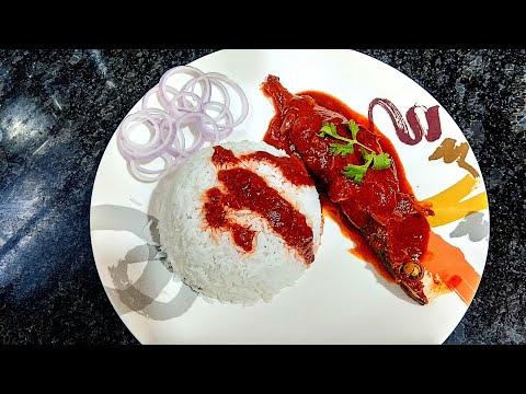 Fish Pulimunchi !!! Here Comes Authentic Mangalorean Recipe | Bangda Pulimunchi
