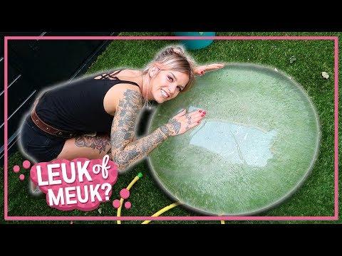 Hoe VOL kan een WATERBALLON BAL?! | LEUK OF MEUK?