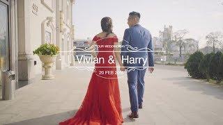 0220 Vivian & Harry 婚禮精華