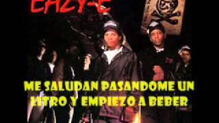 Eazy E Boyz-N-The-Hood Subtitulada