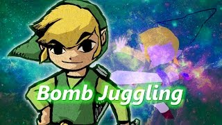 Toon Link Advanced Techniques: Bomb Juggling