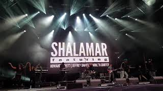 Shalamar at Let's Rock 2019