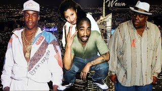 2pac Was Hanging Out With Biggie and Bobby Brown When I First Met Him. - Desiree Smith (Part 1)