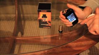 A Solution for defective SMOK The Big Baby Beast RBA