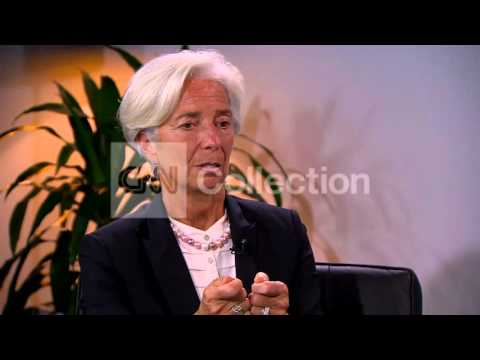 IMF CHIEF: DEBT RELIEF TO HELP MANAGE EBOLA