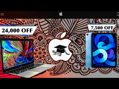 Apple Online Store India | How to apply for student discount | Huge Discounts | Save upto 24,000/-🔥