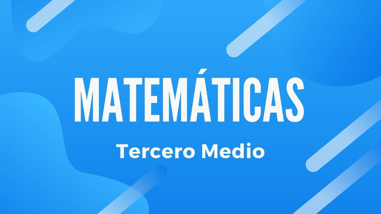 MATEMÁTICA | Angulos interiores y exteriores de la cirfunferencia 3º Medio | Clase Nº14