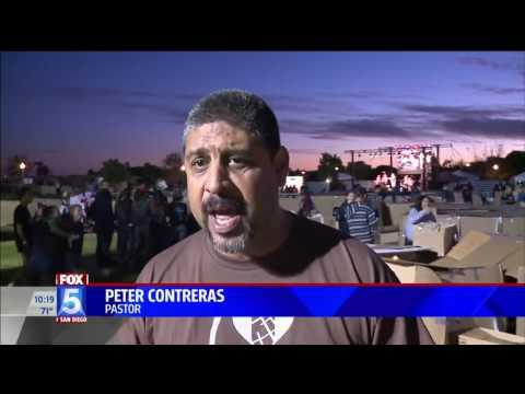 Fox 5 Highlights San Diego Rescue Mission's 10th Annual Sleepless San Diego