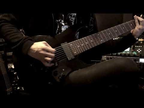Meshuggah - Demiurge (Ibanez RG2228 W/ EMG 57/66-8)