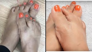 How to: Pedicure At Home    Brownbeautysimor