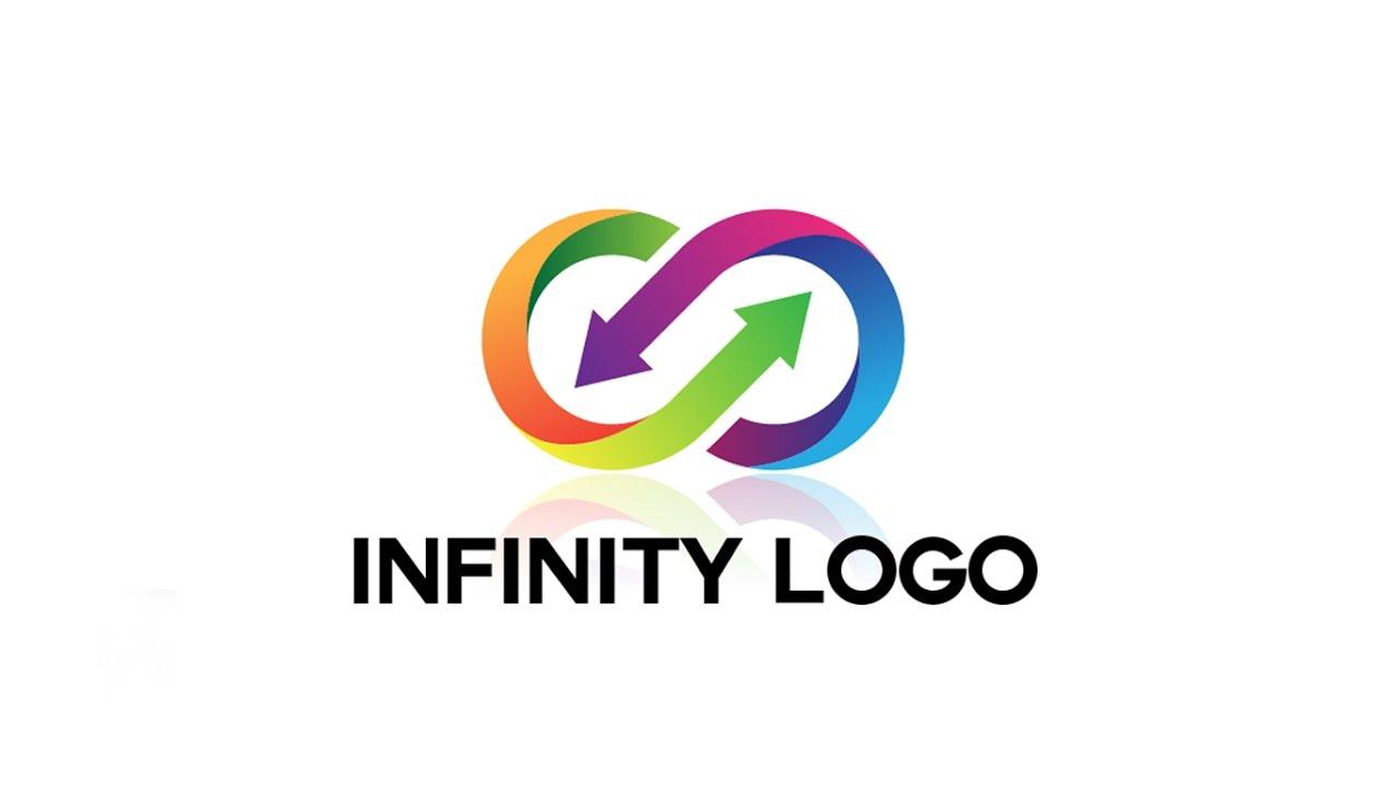 Infinity Logo Design Youtube