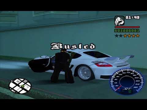 GTA SA Busted 11