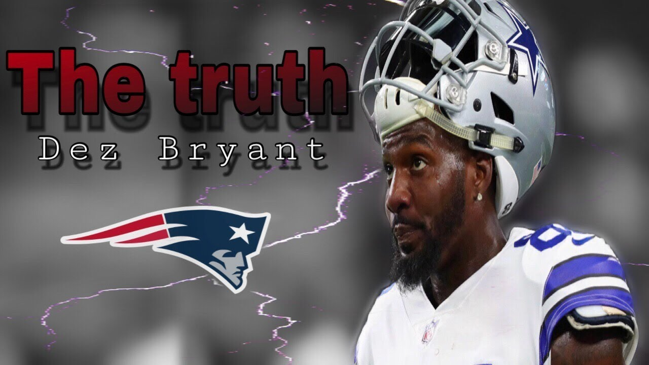 2b730bf5492 Will the Patriots end up signing WR Dez Bryant? - YouTube