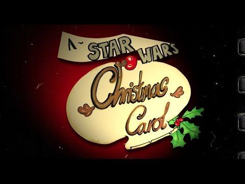 STAR WARS CHRISTMAS CAROL