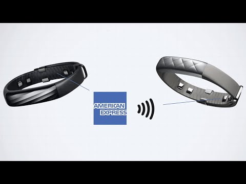 Jawbone ®: Power Your UP4 ™ For Payments | American Express ®