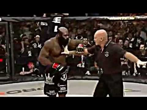Fighter Kimbo Slice Highlights 2012 UFC-BOXING