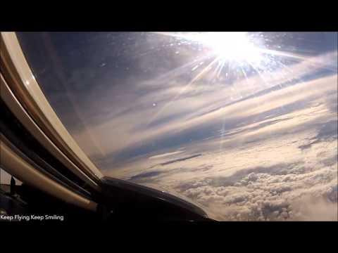 Daily Life of Executive Pilots - Cockpit Scenes | GoPro HERO