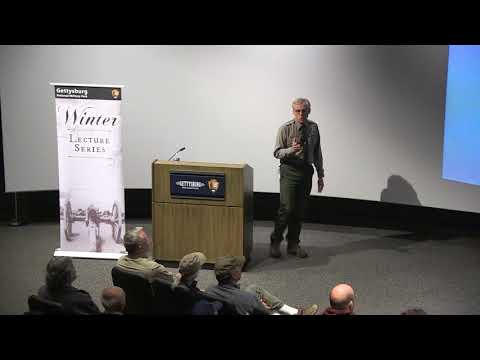 """2018 Winter Lecture Series - """"The movement was south."""" General Grant and the Overland Campaign"""