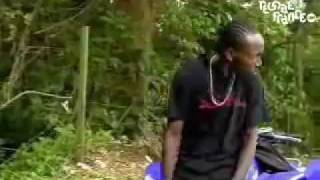 "Mavado - Yard Step Riddim Medley ""Girl I want you"" (2006)"