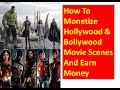 How To Monetize Hollywood & Bollywood Movie Scene on Youtube| Google Seo Optimization Tips