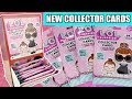 New LOL Surprise COLLECTOR CARDS | L.O.L. Trading Cards Glitter Foil Packs