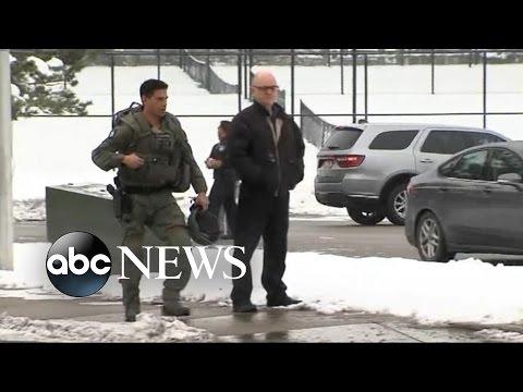 Parents Disarm Son at School Shooting in Utah