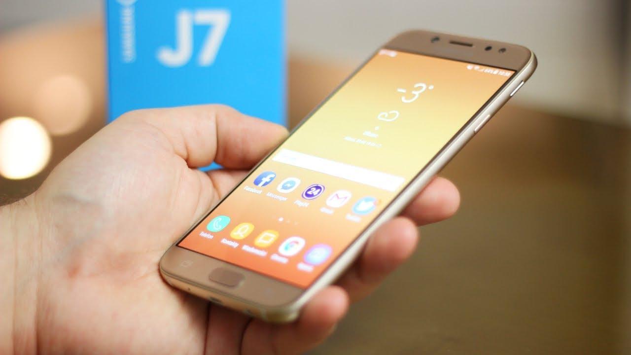 Samsung Galaxy J7 (2017) – recenzja, Mobzilla odc. 415