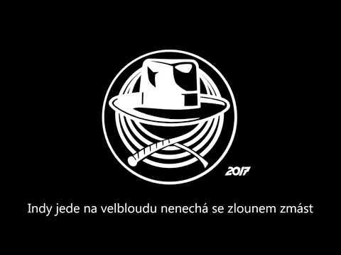 Kamenice 2017 - Indy jede na velbloudu - Karaoke