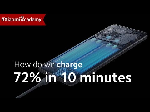 How Do We Charge 72% In 10 Minutes? | #XiaomiAcademy