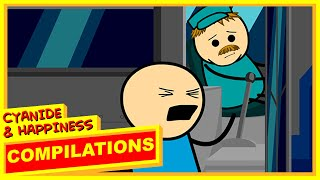 Download Cyanide & Happiness Compilation - #7 Mp3 and Videos