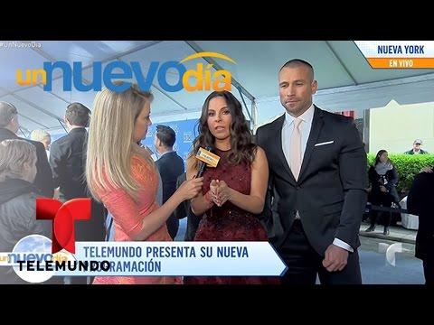 Kate del Castillo y Rafael Amaya regresan con más fuerza  Un Nuevo Día  Telemundo