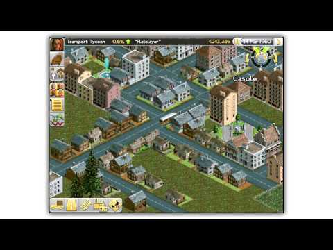 Enigmatic developer Chris Sawyer on remaking Transport Tycoon for mobile devices