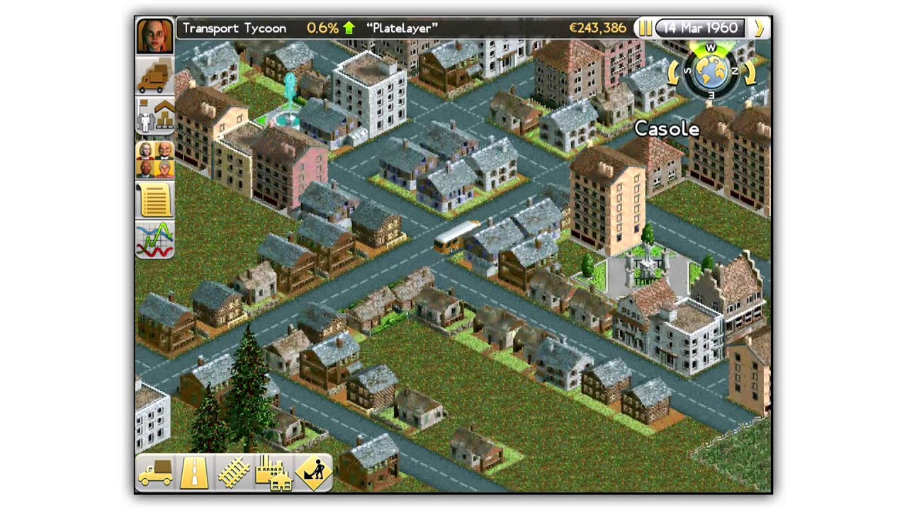 Review: Transport Tycoon | Pocket Tactics
