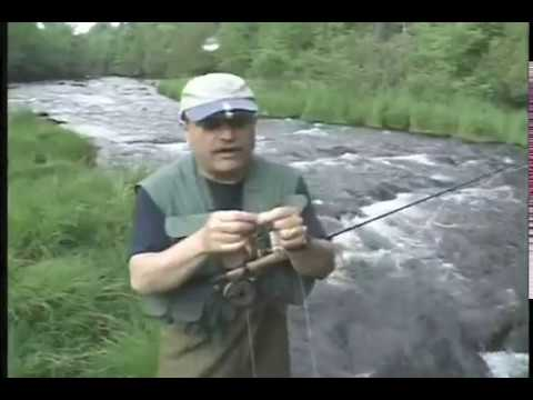 S3 Ep3 - Surf Stripers in RI, CT River Fly Fishing (2005)