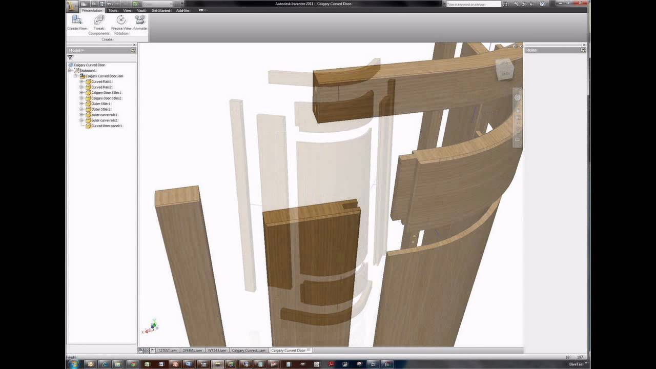 Autodesk Product Design Suite Helps Develop Custom Furniture In Half The  Time   YouTube