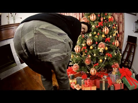 drunk christmas tree decorating - Drunk Christmas