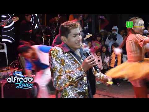 VIDEO: WALTER producciones  ALFREDO LARICO y su grupo sensacion juvenil en ORURILLO por el 140 aniversario