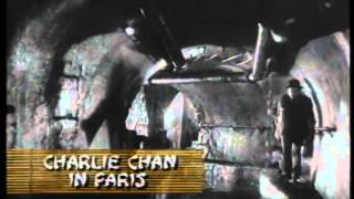 Charlie Chan: Murder Over New York Trailer 1940